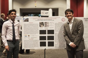 Poster presentation at the 2015 Undergraduate Research and Creative Activity conference.